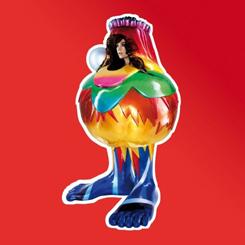 Björk: Volta albumborító