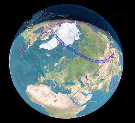 Forrás: NASA, Espenak