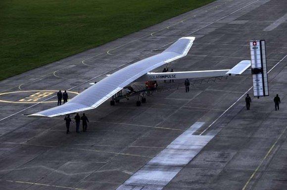 Forrás: solarimpulse.com