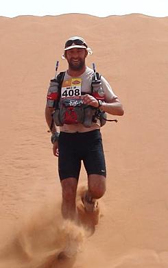 Marathon des Sable - sivatagi maraton