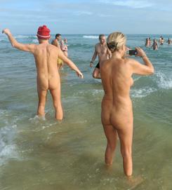Cap d'Agde, A nudista paradicsom