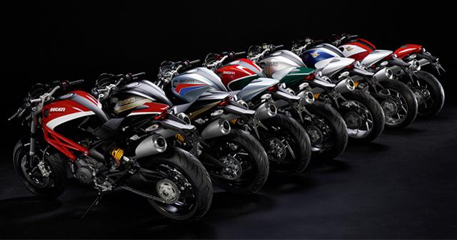 Forrás: Ducati
