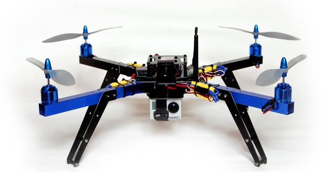Quadcopter 101 - YouTube