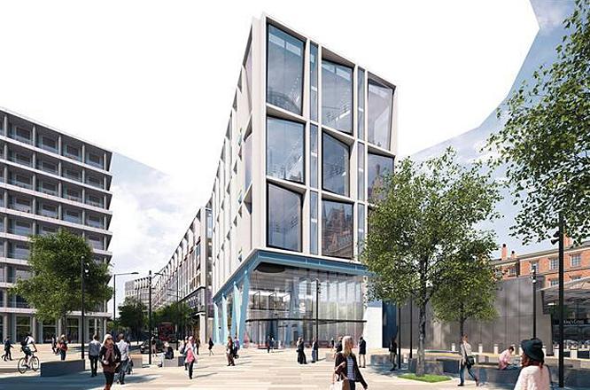 2016-ra kész a londoni Google giga irodaház