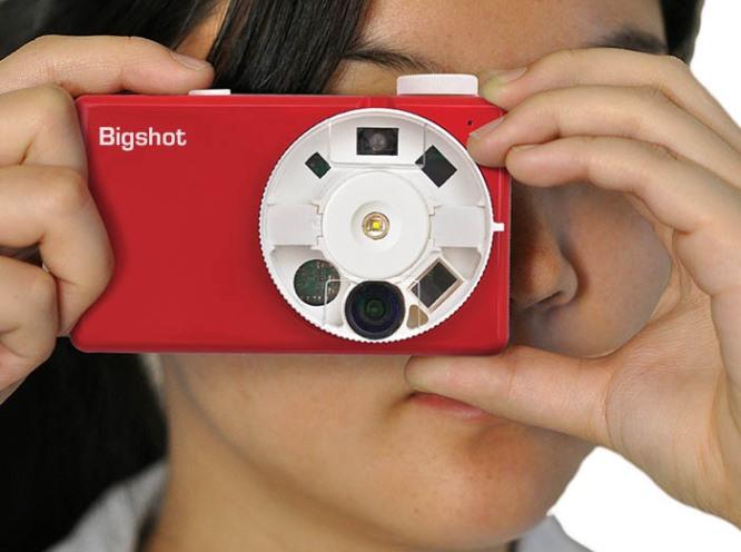 Szereld magad - digitális fényképezőgép darabokban