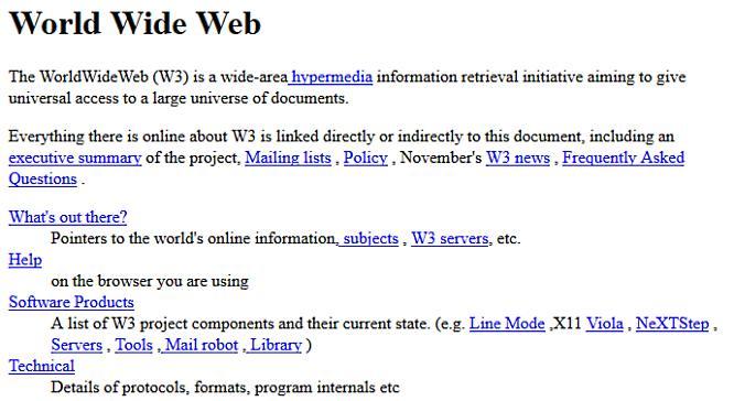 22 éves az Internet
