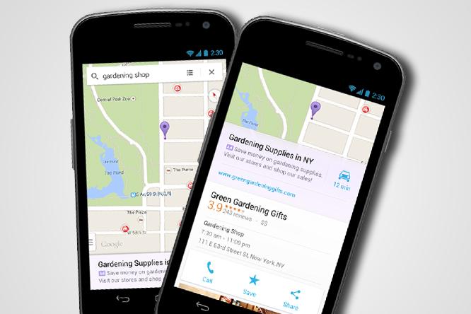Hirdetések lesznek az androidos Google Térképben